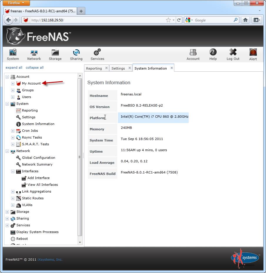 Budget Laboratory: Part 2 – iSCSI Virtual SAN with FreeNAS 8
